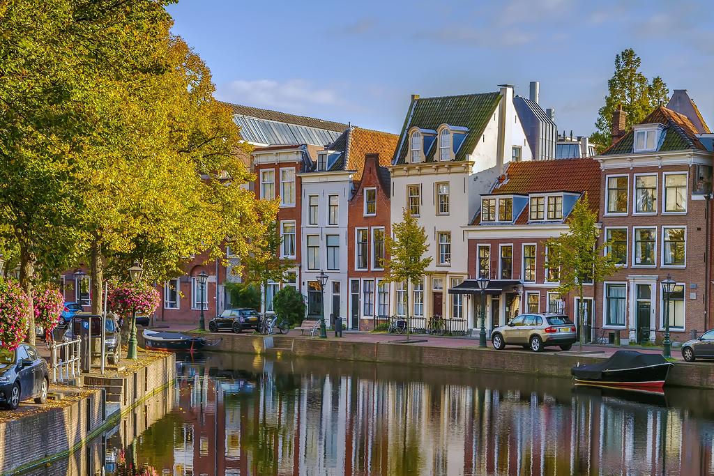Verhuizen in de regio Leiden