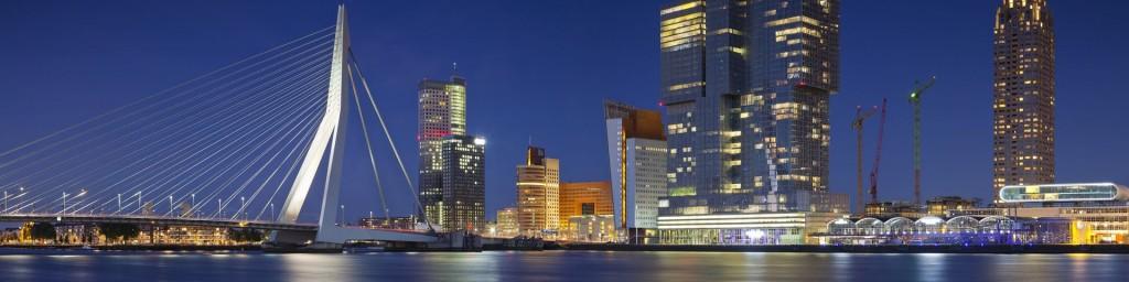 Skyline Rotterdam: Verhuisbedrijf Delft